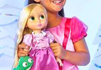 Красивая большая кукла для девочки