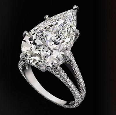 Подарок для женщины дорогое кольцо