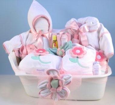 Набор для новорожденного в подарок