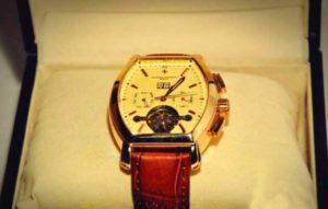 Наручные часы бизнес класса