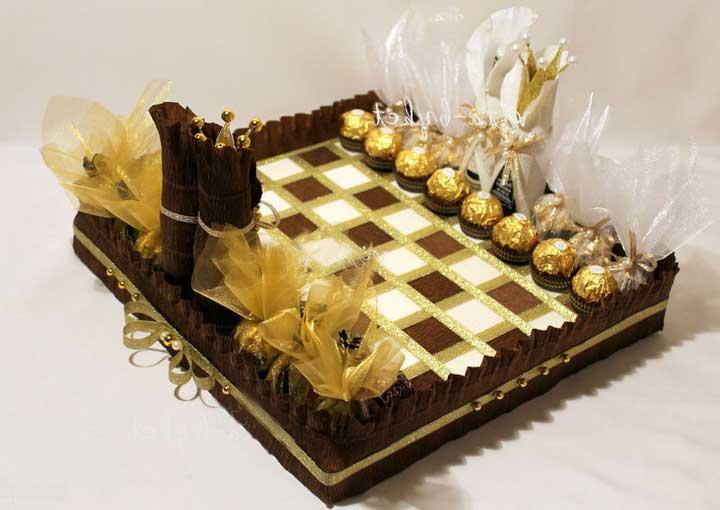 подарки_из_конфет