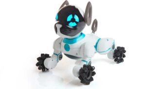 Щенок-робот в подарок
