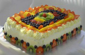 Торт в подарок