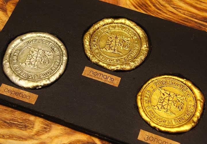Драгоценные монеты в подарок