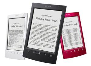 Три электронных книги