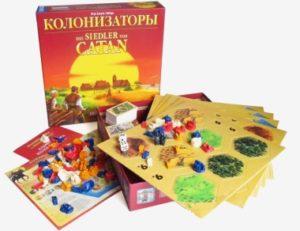 Набор игры Колонизатор