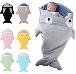 Мешок в виде кита, проглотившего малыша