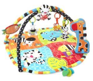 Круглый коврик для развития ребенка