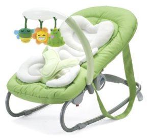 Современный шезлонг для малыша