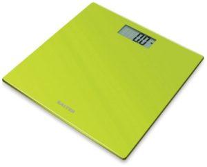 Зеленые напольные весы
