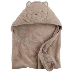 Банное полотенце с капюшоном