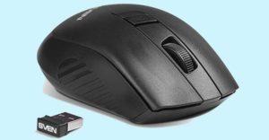Беспроводная мышь для компьютера