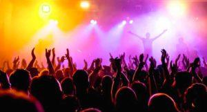 Билеты на концерт любимой группы или исполнителя