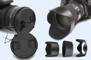 Бленда для объектива фотоаппарата