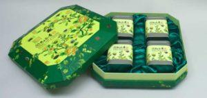 Подарочный набор вкусного чая