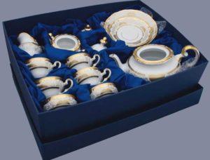 Чайный сервиз в подарок классному руководителю