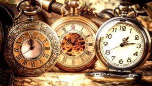 Старинные часы 18 века