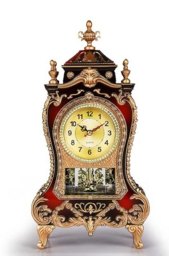 Часы под старину на стол