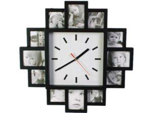 Интересные часы с фотографиями