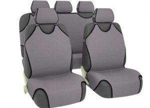 Новые чехлы для автомобильных кресел в подарок