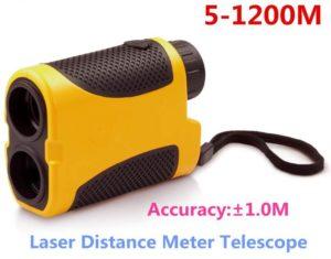 Лазерный дальномер охотнику