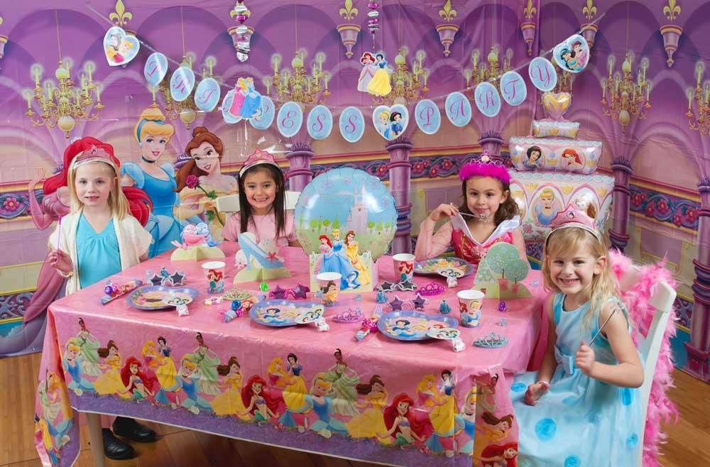Девичник - тематический детский праздник для девочки на День рождения