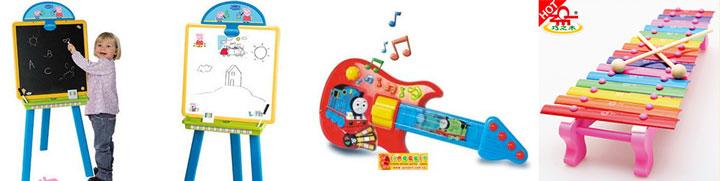 Подарки для арт и музыкального творчества