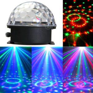Домашний диско шар