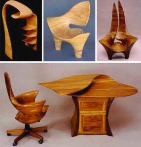 Дизайнерская мебель в подарок