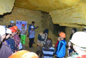 Экскурсии по подземельям и катакомбам