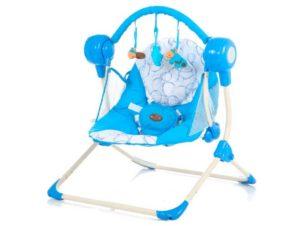 Электронные качесли в подарок новорожденному