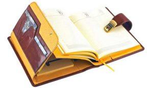 Ежедневник в подарок на День учителя