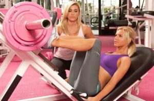Абонемент в зал для фитнеса