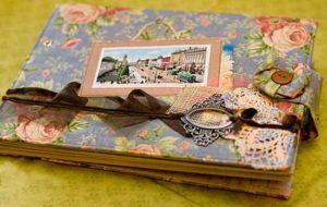 Фотоальбом своими руками в подарок