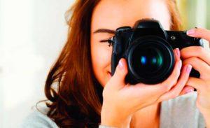 Фотоаппарат в подарок девочке 15 лет