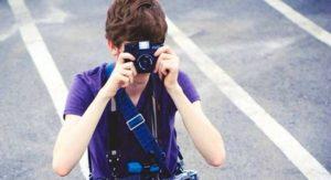 Фотоаппарат в подарок подростку