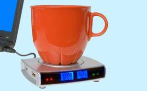 USB-грелка для чашки