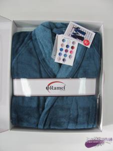 Махровый халат в подарок папе на 23 февраля