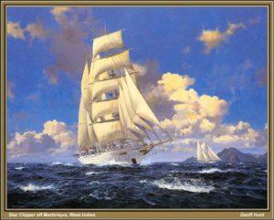Настоящая картина, написанная художником - оригинальный и необычный подарок