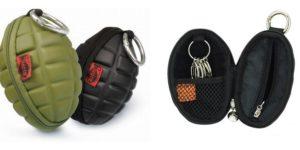 ключница в дизайне гранаты