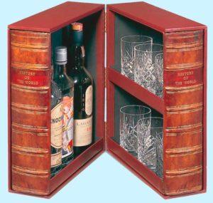 Книга-бар в подарок