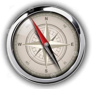 Подарок охотнику - компас