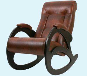 Кресло-качалка для уютного и комфортного проведения досуга