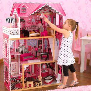Кукольный дом для девочки