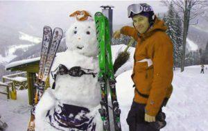 Лыжи - это супер