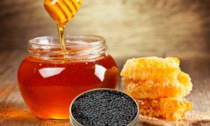 Мед и икра в подарок