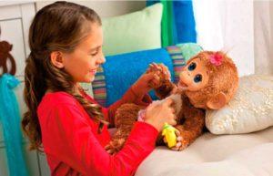 Мягкая игрушка в подарок девочке