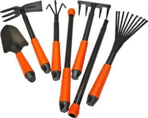 набор лопат для удаления сорняков