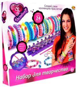 Наборы для плетения браслетов