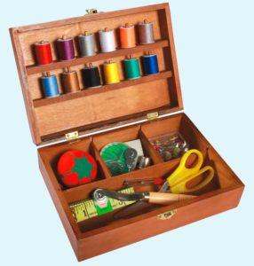 Набор для шитья в подарок свекрови